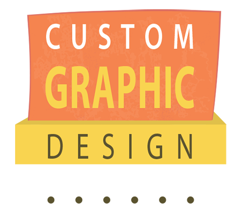Custon Graphic Designs for web and print