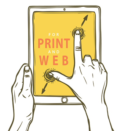 for print or web